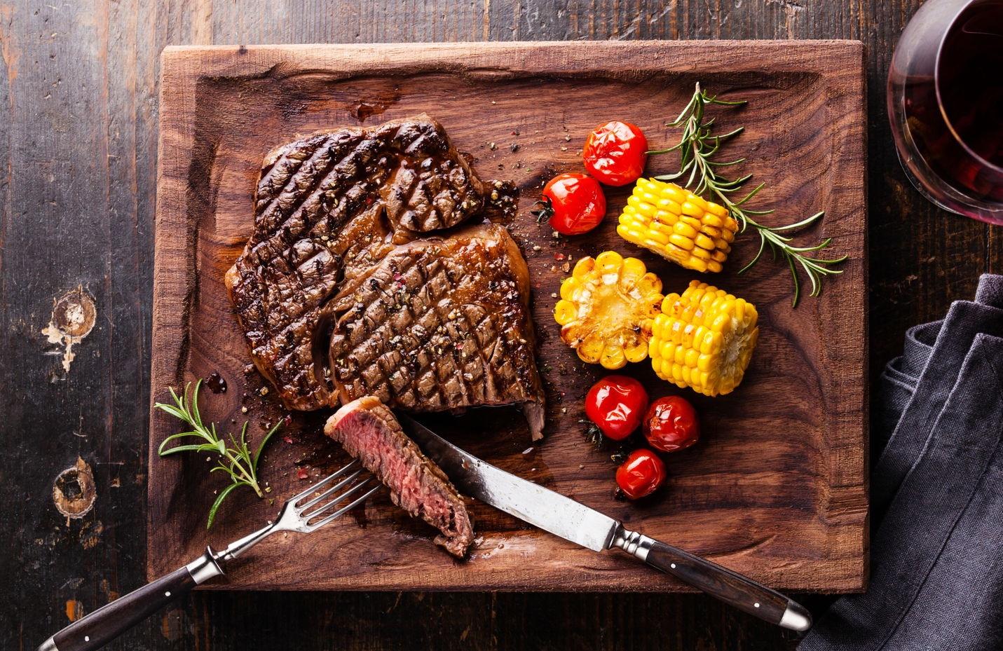 Блюда из мяса для настоящих мужчин