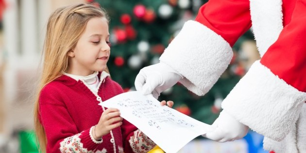 «Новый год»: как написать письмо Деду Морозу, Санте и Святому Николаю