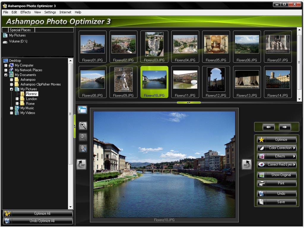 программа для улучшения фотографий: