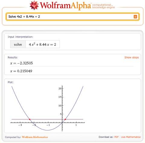 Solve 4x2 + 8.44x = 2 - Wolfram|Alpha.jpg