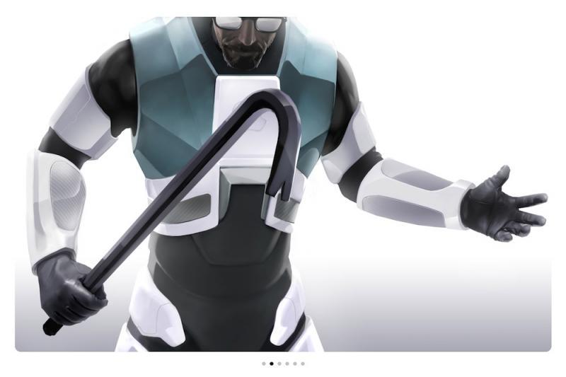 Игровые хиты Valve появятся на Mac