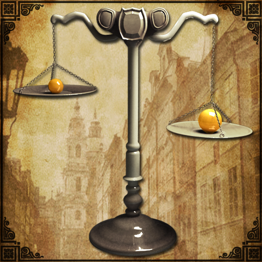 Игры для iPhone: Logic Balance