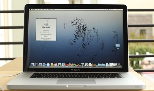 4. MacBook Pro Core i7