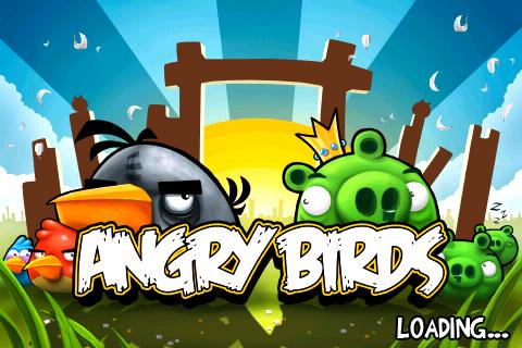 Игры для iPhone: Angry Birds