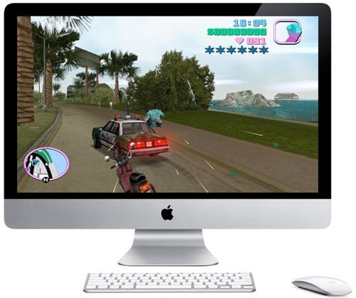 Игры серии GTA III добрались до Mac OS X