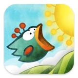 Tiny Wings: на смену «злобным птицам» пришла добрая птаха