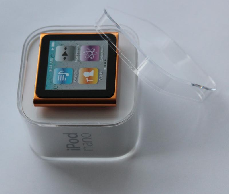 инструкция Ipod Nano 6 - фото 8