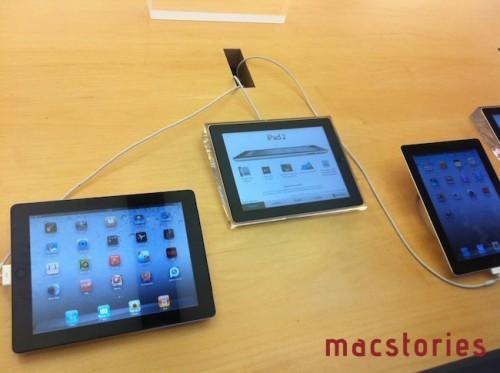 Apple привлекла iPad к работе в Apple Store 2.0