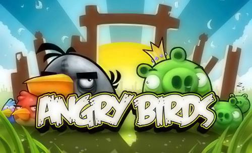 В Angry Birds играют даже роботы