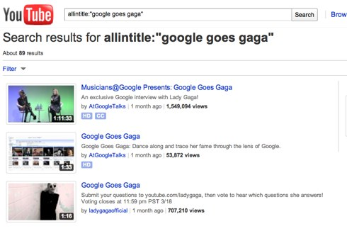 allintitle__google goes gaga_