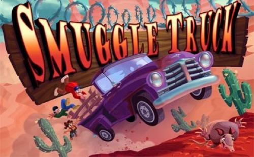 Smuggle Truck — нелегалы, мягкие игрушки и старый шевроле