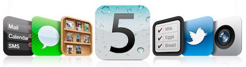 В коде iOS 5 найден след iPad 3