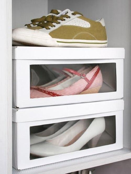 Коробки для хранения обуви киев