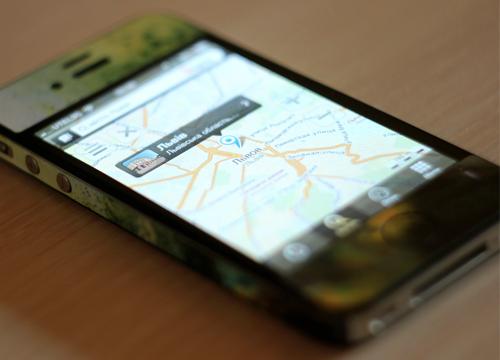 Yandex карты на айфон 5