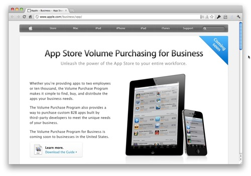 Volume-Purchase-Program