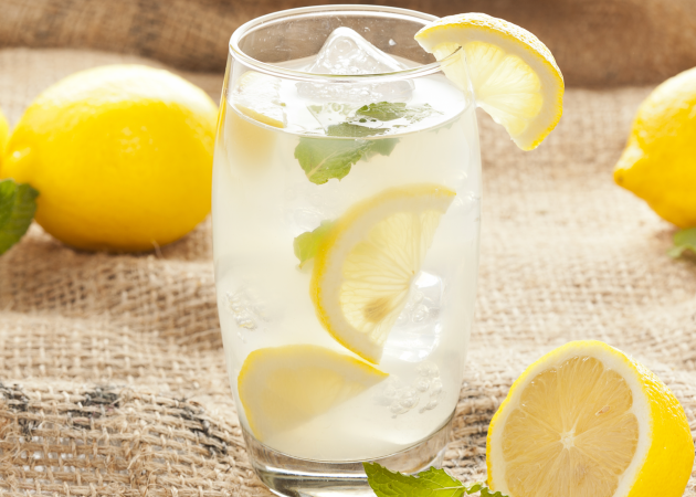 РЕЦЕПТЫ: Бабушкин домашний лимонад