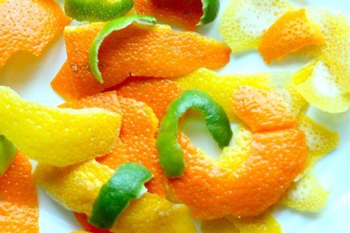 Рецепты: бабушкин лимонад, цедра лимона