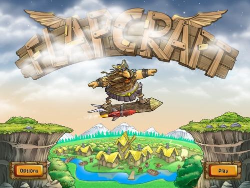 Flapcraft — игра от авторов Pixelmator