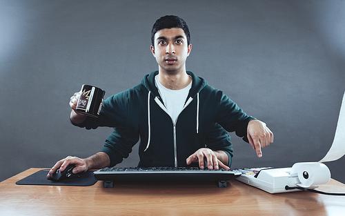 Почему многозадачность снижает продуктивность, multitasking, productivity