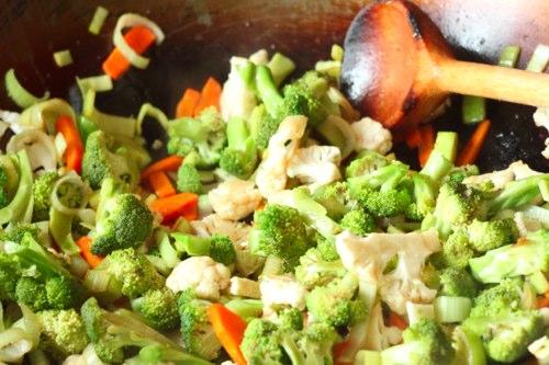 Как закалялась сталь: готовим сковороду вок к использованию, овощи на сковороде вок