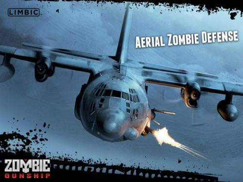 Zombie Gunship: «Ангел смерти» против зомби