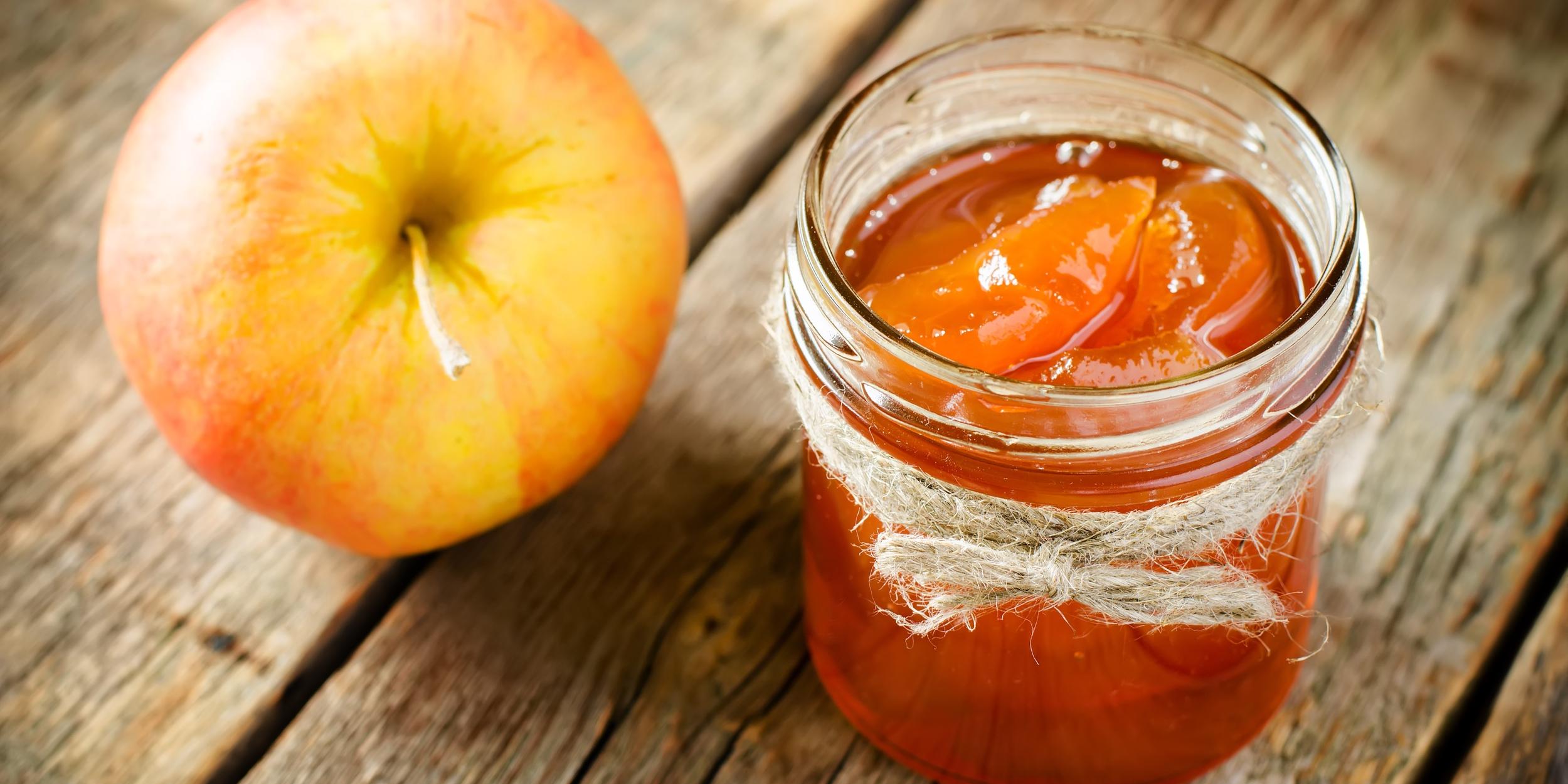 Как из яблока сделать варенье из