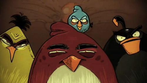 «Злые птички» примут в команду нового воина и снимутся в мультфильме