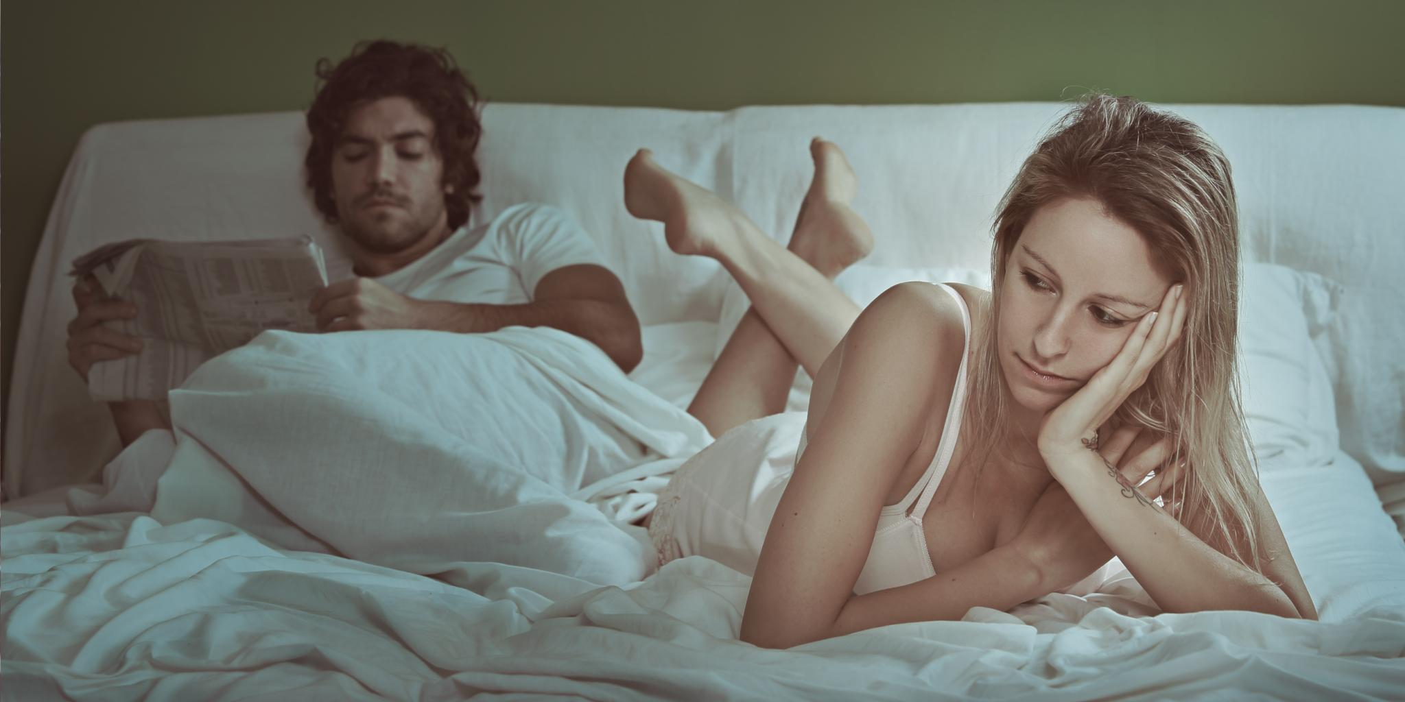 Признаки нехватки секса у женщин 8 фотография