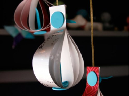 Готовимся к Новому году: елочные украшения своими руками
