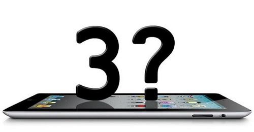 iPad 3 ко дню рождения Стива Джобса