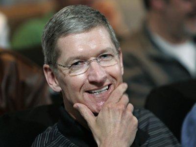 Тим Кук (Tim Cook), гендиректор Apple