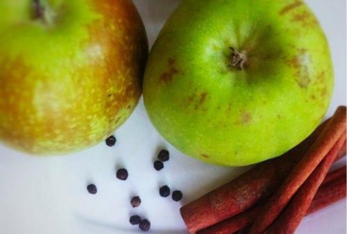 РЕЦЕПТЫ: Горячий яблочный сидр