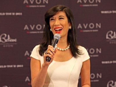 Андреа Янг (Andrea Jung), руководитель Avon Products
