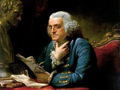 Бенджамин Франклин (Benjamin Franklin)