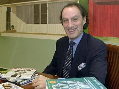 Стив Мёрфи (Steve Murphy), руководитель Christie's