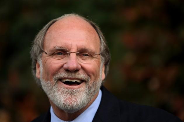 Джон Корзайн (Jon Corzine), бывший глава Goldman Sachs и MF Global