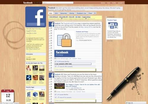Как настроить свою страницу в Facebook
