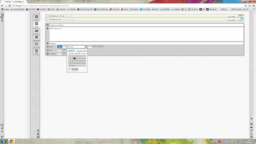 Smthngs — онлайн и оффлайн GTD менеджер в вашем браузере