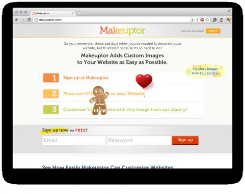 Как украсить свой блог ко Дню Святого Валентина и другим праздникам