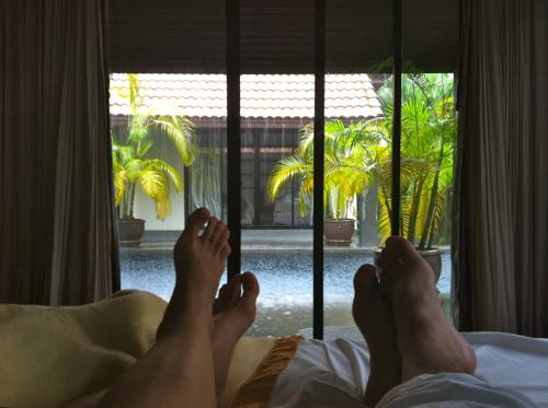 Отель в Тайланде