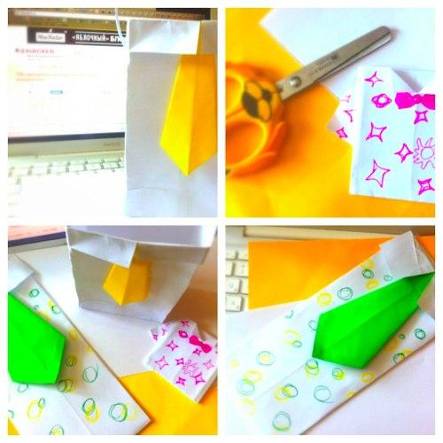 Схемы оригами для упаковки подарков к