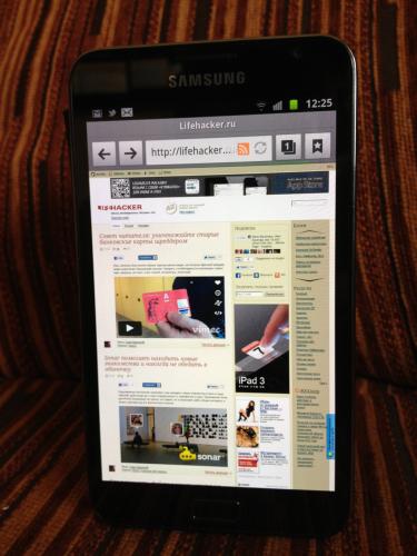 стоит ли покупать Galaxy Note