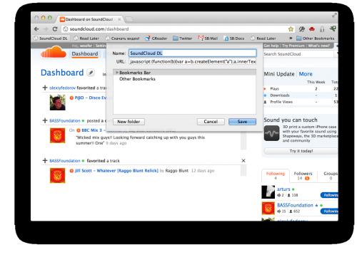 Как скачать любой трек в MP3 с Soundcloud