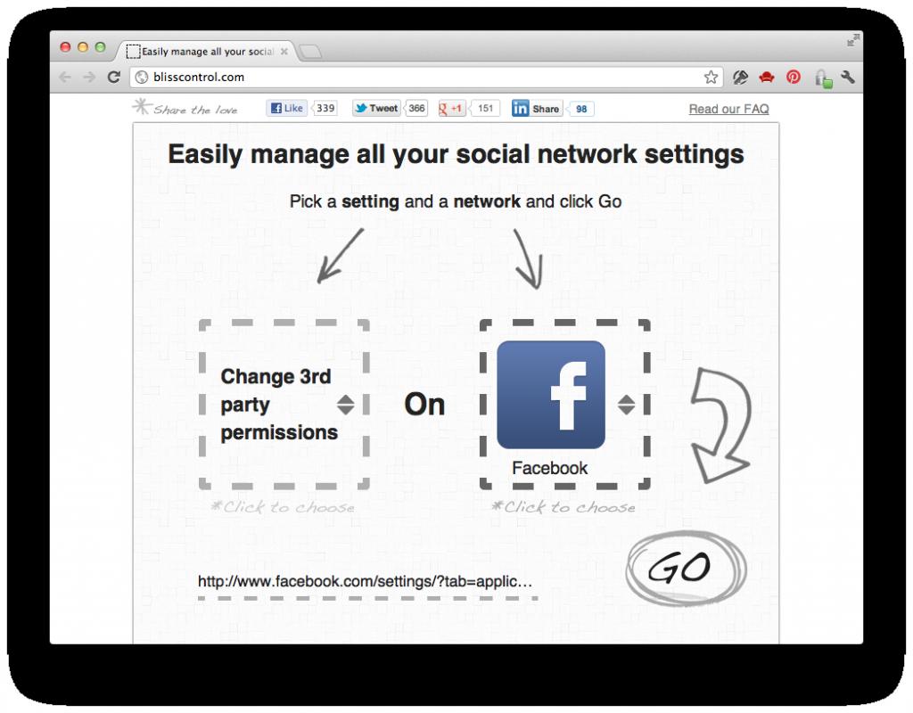 Как просто поменять запутанные настройки в любой социальной сети