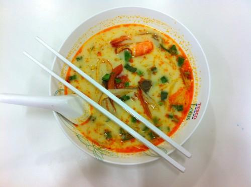 Том ям кун, рецепты тайской кухни