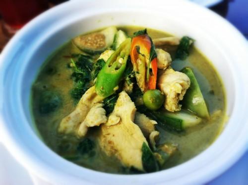 Curry, блюда тайской кухни