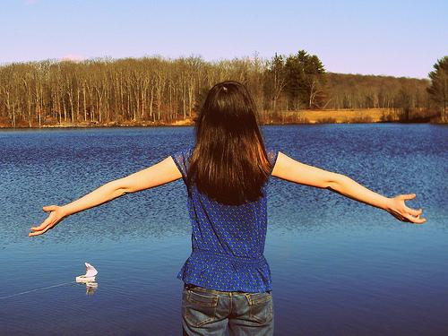 Как красиво сфотографировать самого себя?