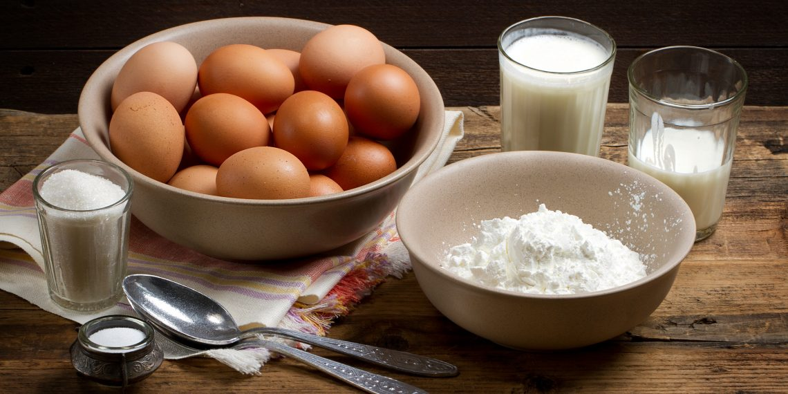 Как приготовить блины и не испачкать гору посуды