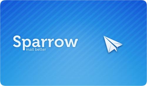 Переплюнули Apple: впечатления от Sparrow для iPhone