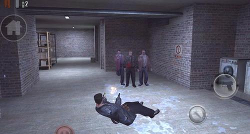 До выхода Max Payne Mobile для iOS остались считанные дни